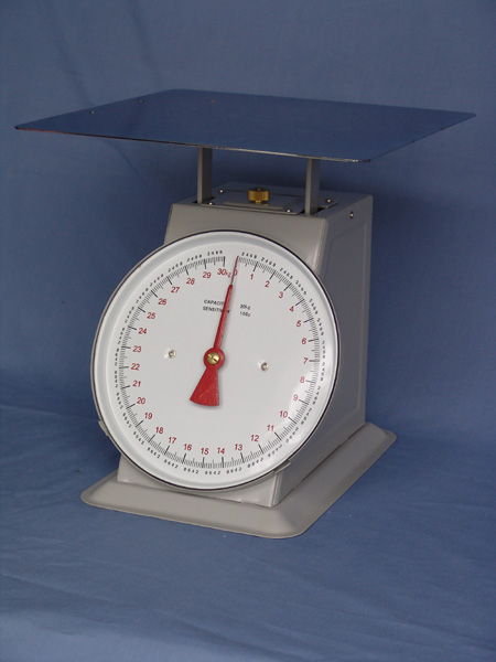 ZAC 30 Dial Bench Scale Ideal Grape Weighing Scales
