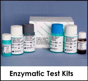 enzymatic test kits
